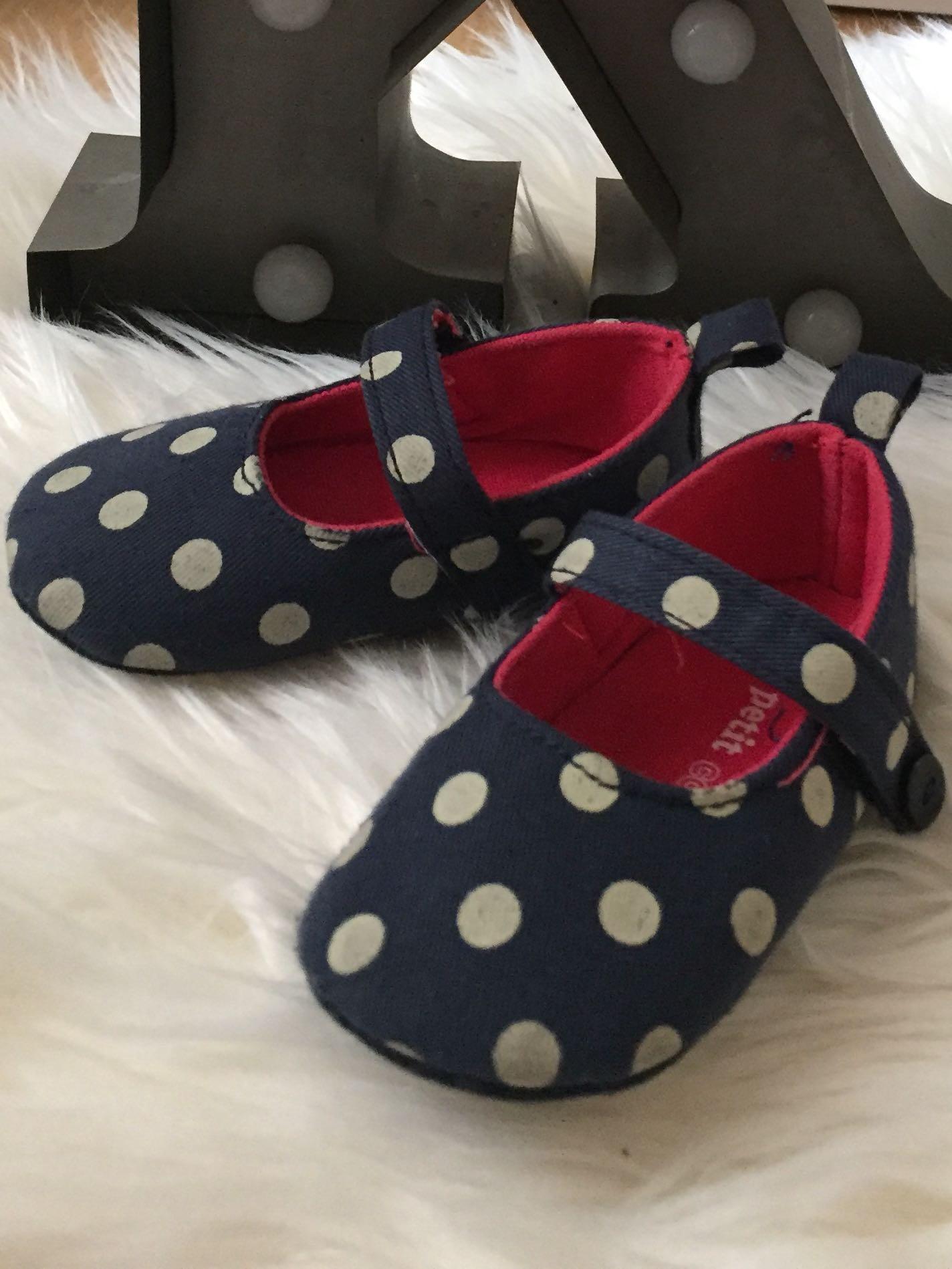Baby Girl Prewalker Shoes sz 2    Sepatu Bayi, Babies & Kids, Babies Apparel on Carousell