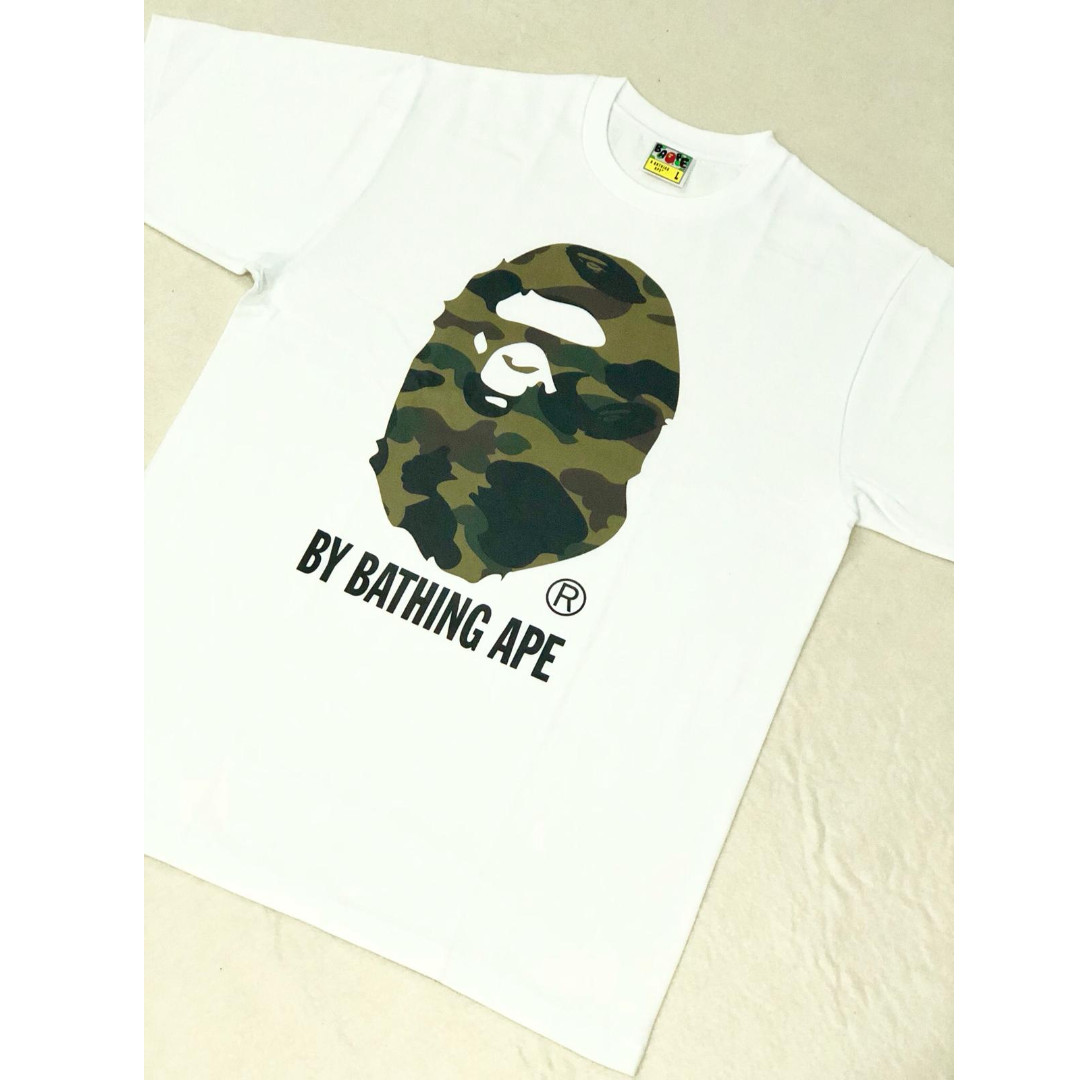 59aba0f1 BAPE 1st Camo By Bathing Ape Tee, Men's Fashion, Clothes, Tops on ...
