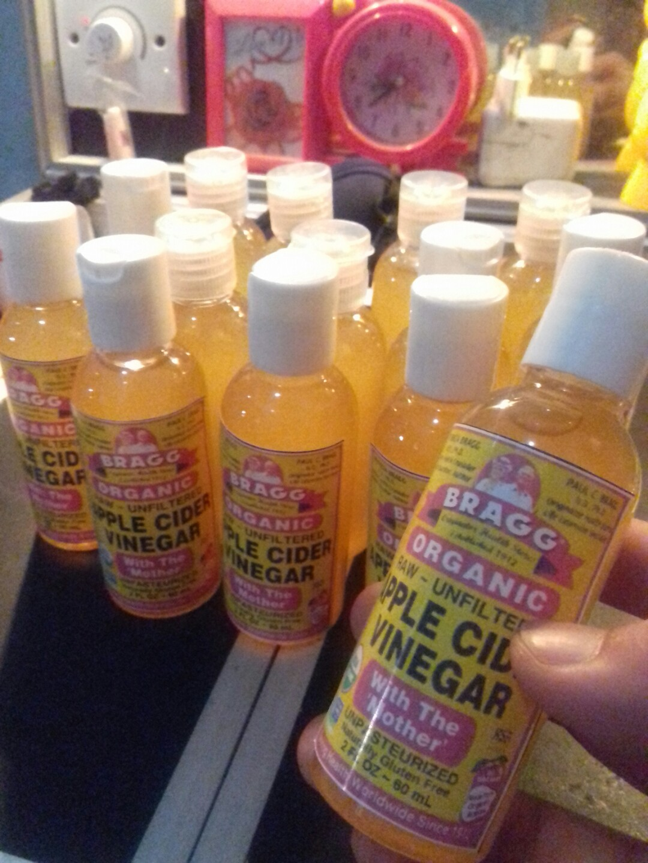 Toner Cuka Apel Organik 30ml Extra Tea Tree Oil Wikie Cloud Design Bragg Apple Cider Vinegar 100ml 5050 Acv Share In Bottle 60 Ml