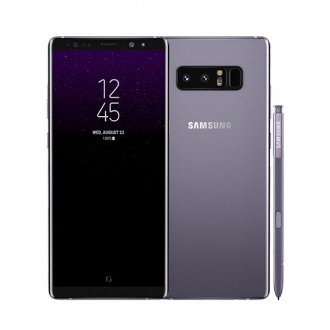 Mobile 8 Cheap Grey 64gb Brand New Note Orchid Samsung Unused