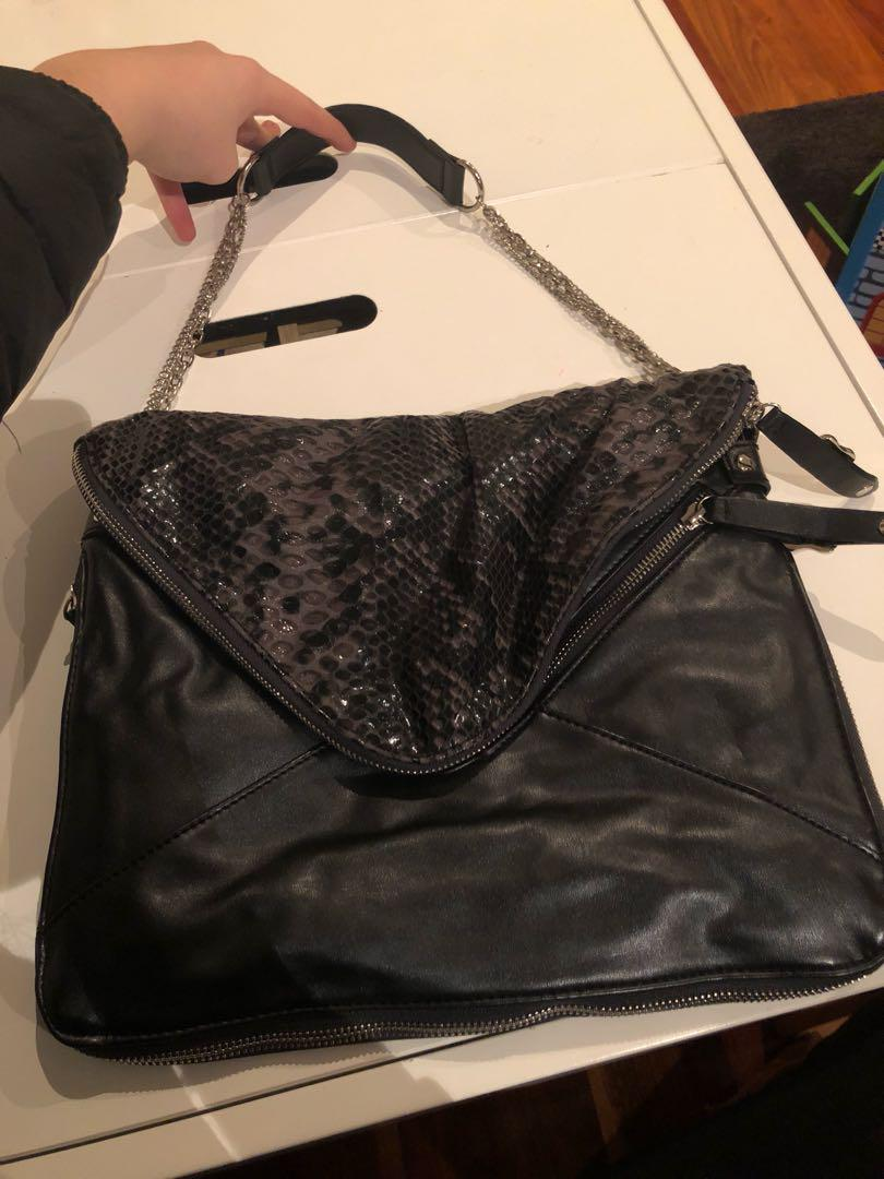 Charles and Keith bag - authentic