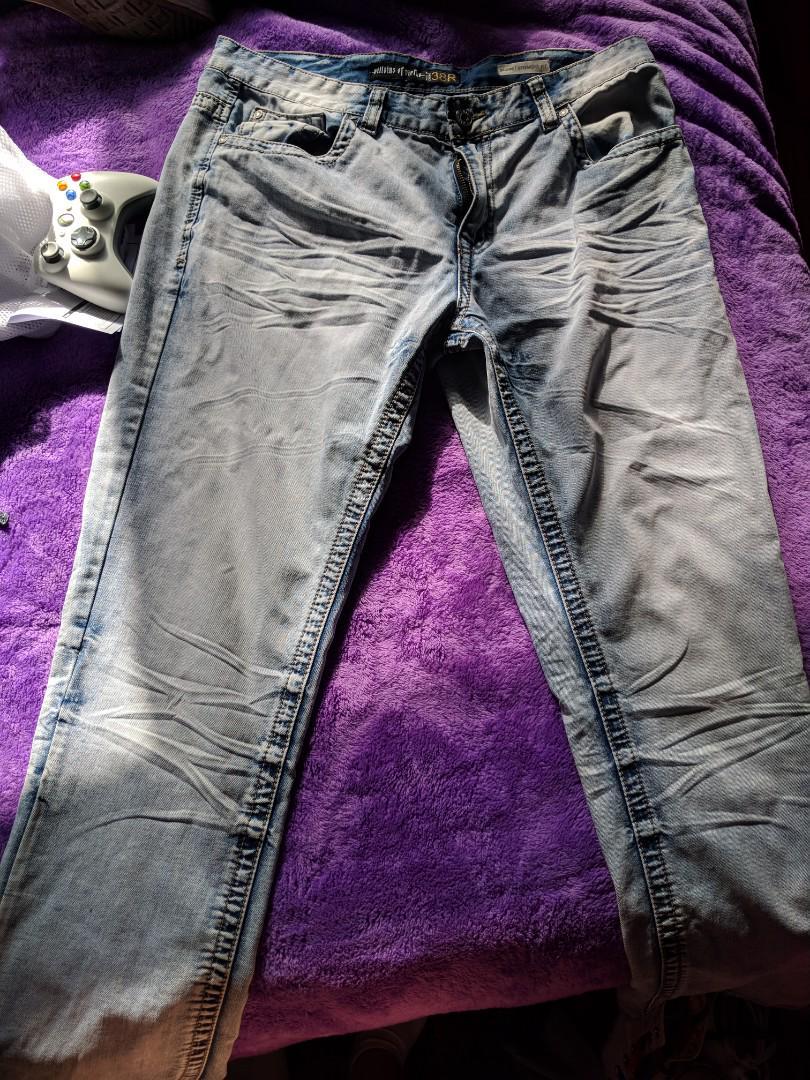 Ed Harry Jeans
