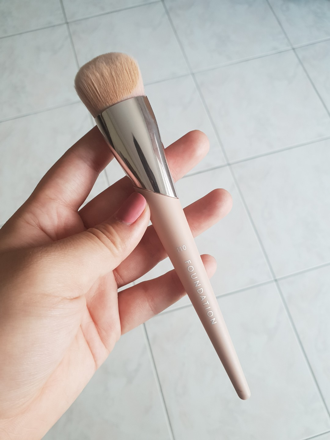Fenty Beauty Foundation Brush 110 Health Beauty Makeup On Carousell