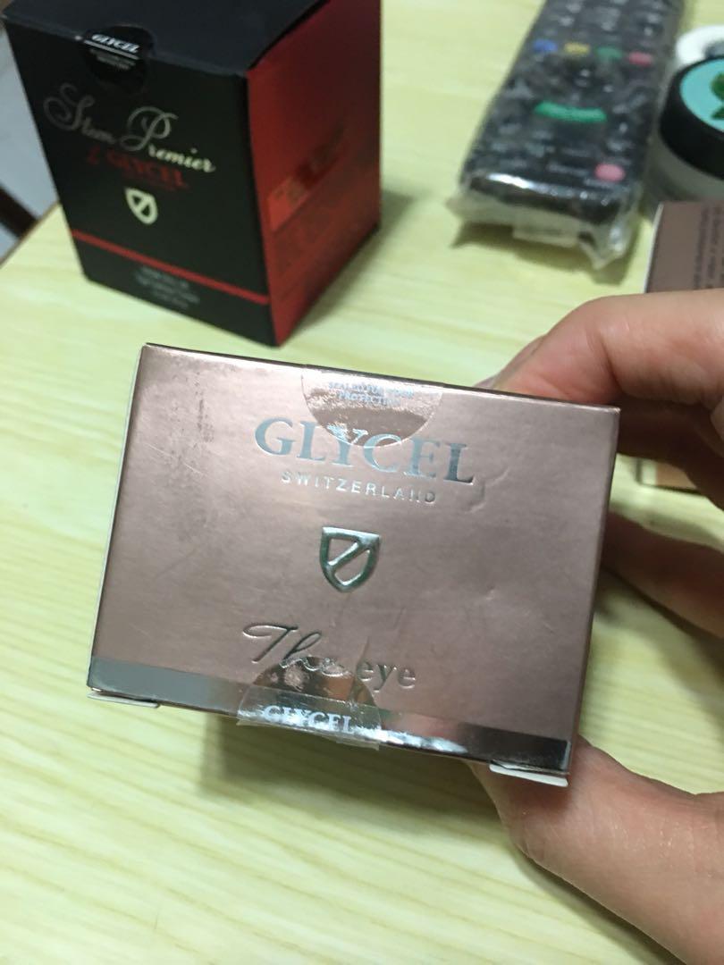 Glycel The eye cream