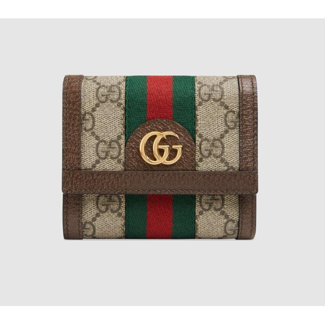 e3dafa5fb00 Gucci Ophidia GG small wallet