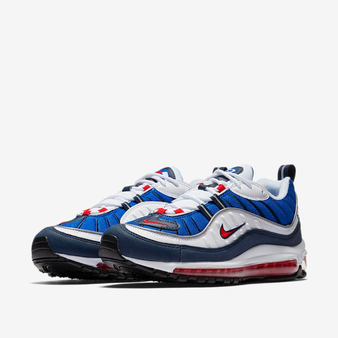 🔥In Stock🔥 US11 Nike Air Max 98 OG Gundam 4ff500f31