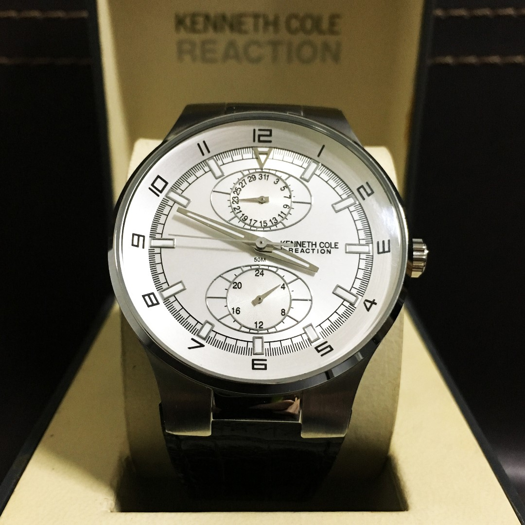 a6bf00e84dc Kenneth cole analog watch in black. photo photo .