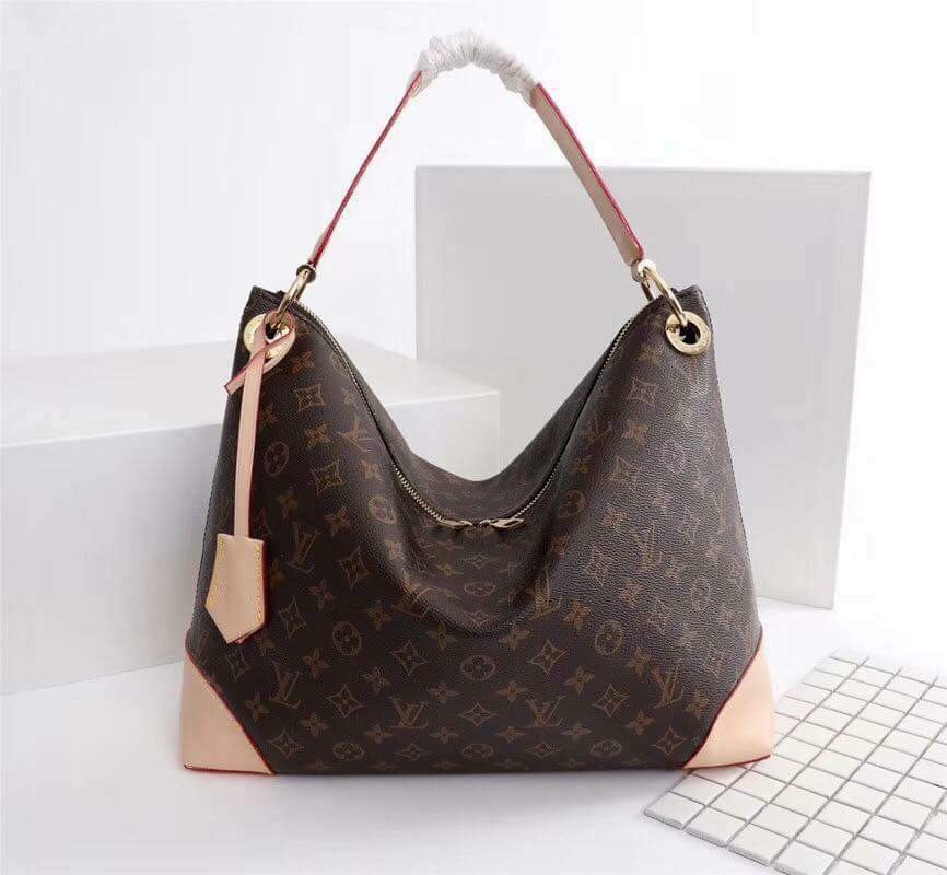 aa5078a9e3d99 LV Berri MM Monogram Canvas