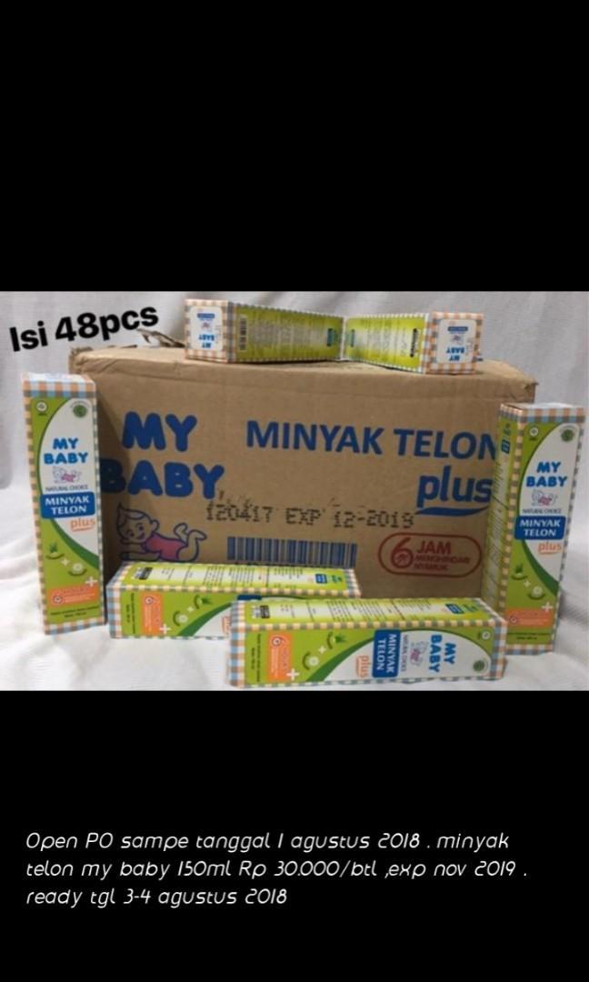 Minyak telon mybaby 150ml