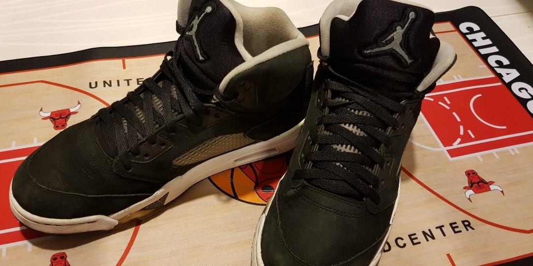 d8a2815287d39 NBA JORDAN RETRO 5 OREA, Men's Fashion, Footwear, Sneakers on Carousell