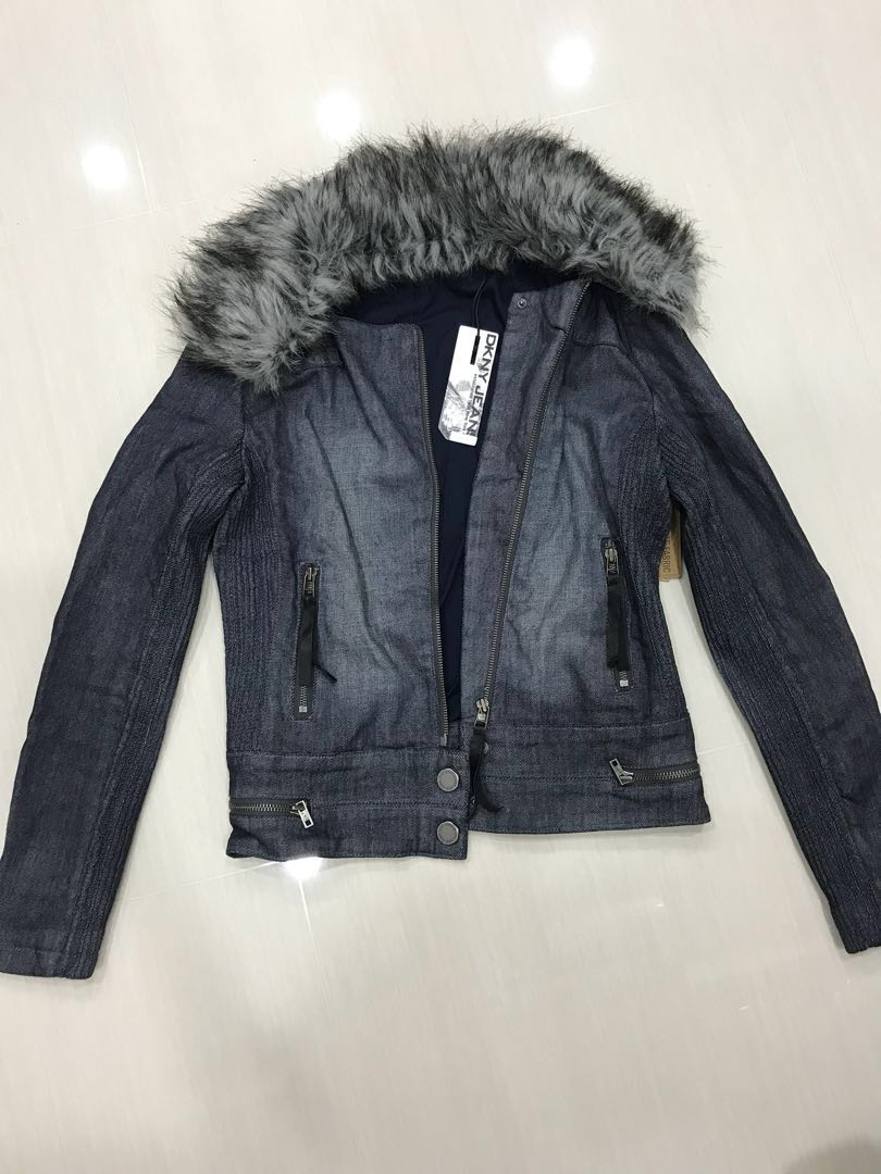 3f3e0e230 Never worn, Preloved DKNY jacket (real), Women's Fashion, Clothes ...