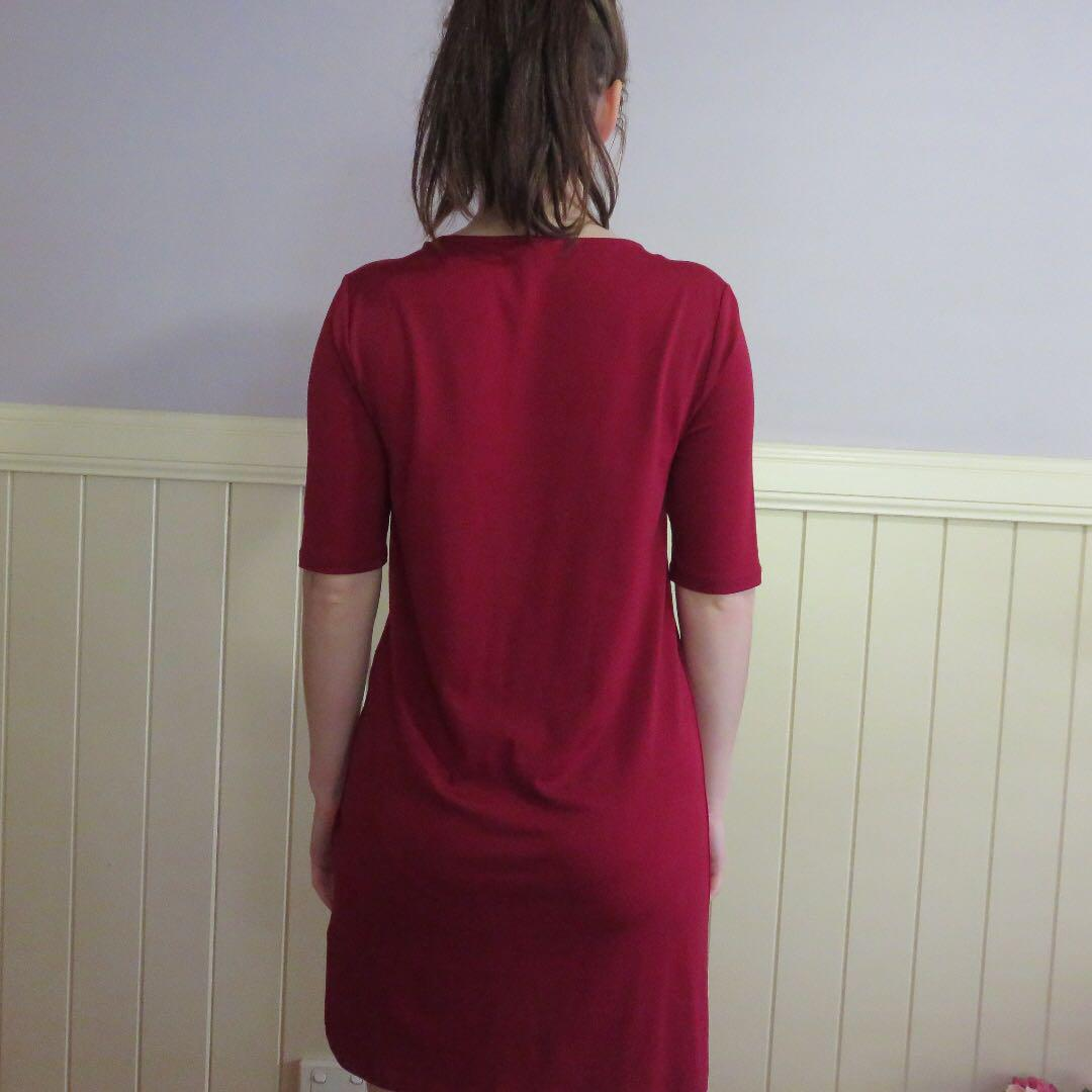 New Topshop Red Dress