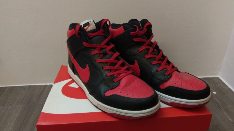 newest collection 125a6 4a565 Nike Dunk High CMFT