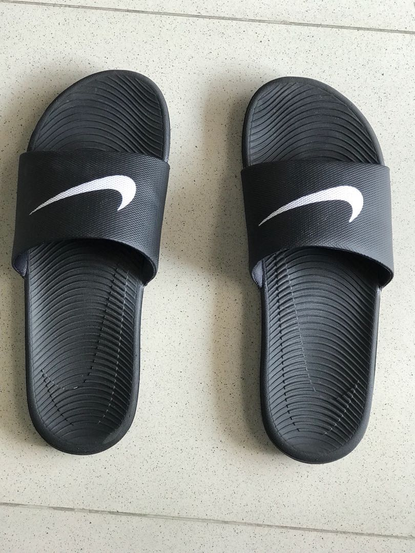 newest 91a01 a02c2 Nike Slipper, Men s Fashion, Footwear, Slippers   Sandals on Carousell