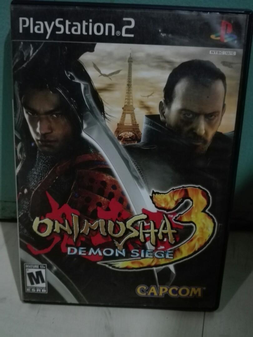 onimusha 3 demon siege free download for pc