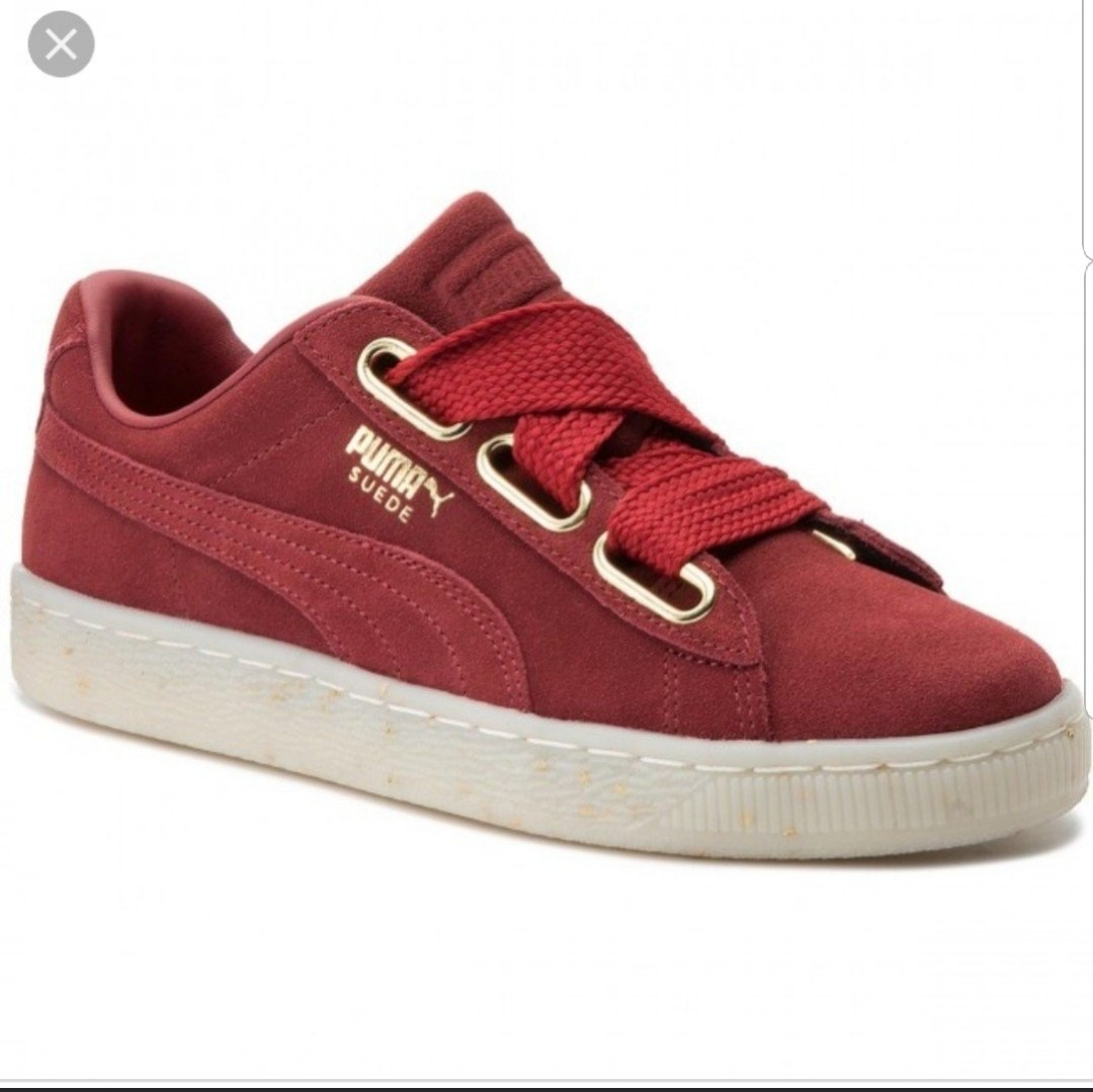 6cba3a5737b49 Puma Suede Heart Collection