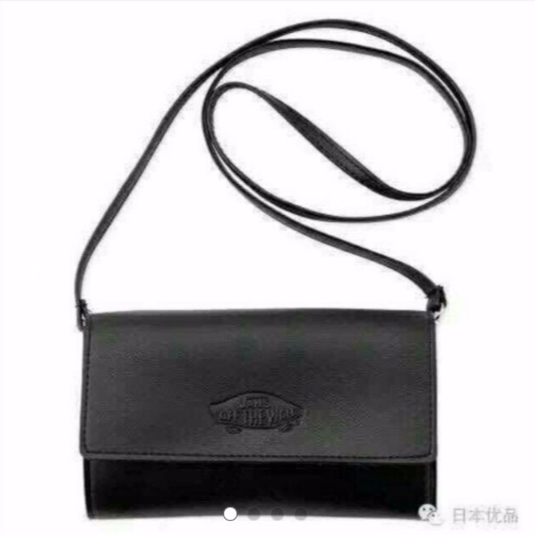 ad990f55d8 READY STOCK Vans Sling Wallet Pouch Bag Fr Japan Magazine