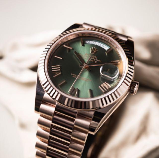 84f430690b95 Rolex Day Date 40