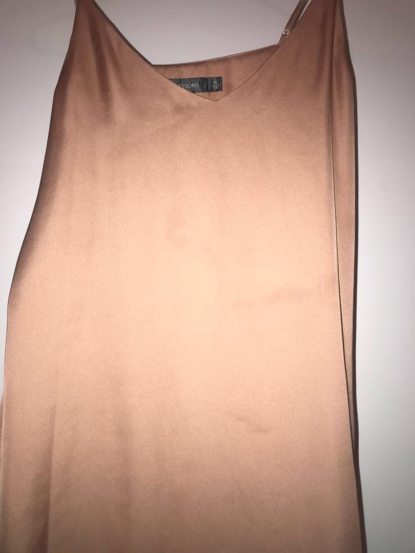 Silky Glassons size 6 dress