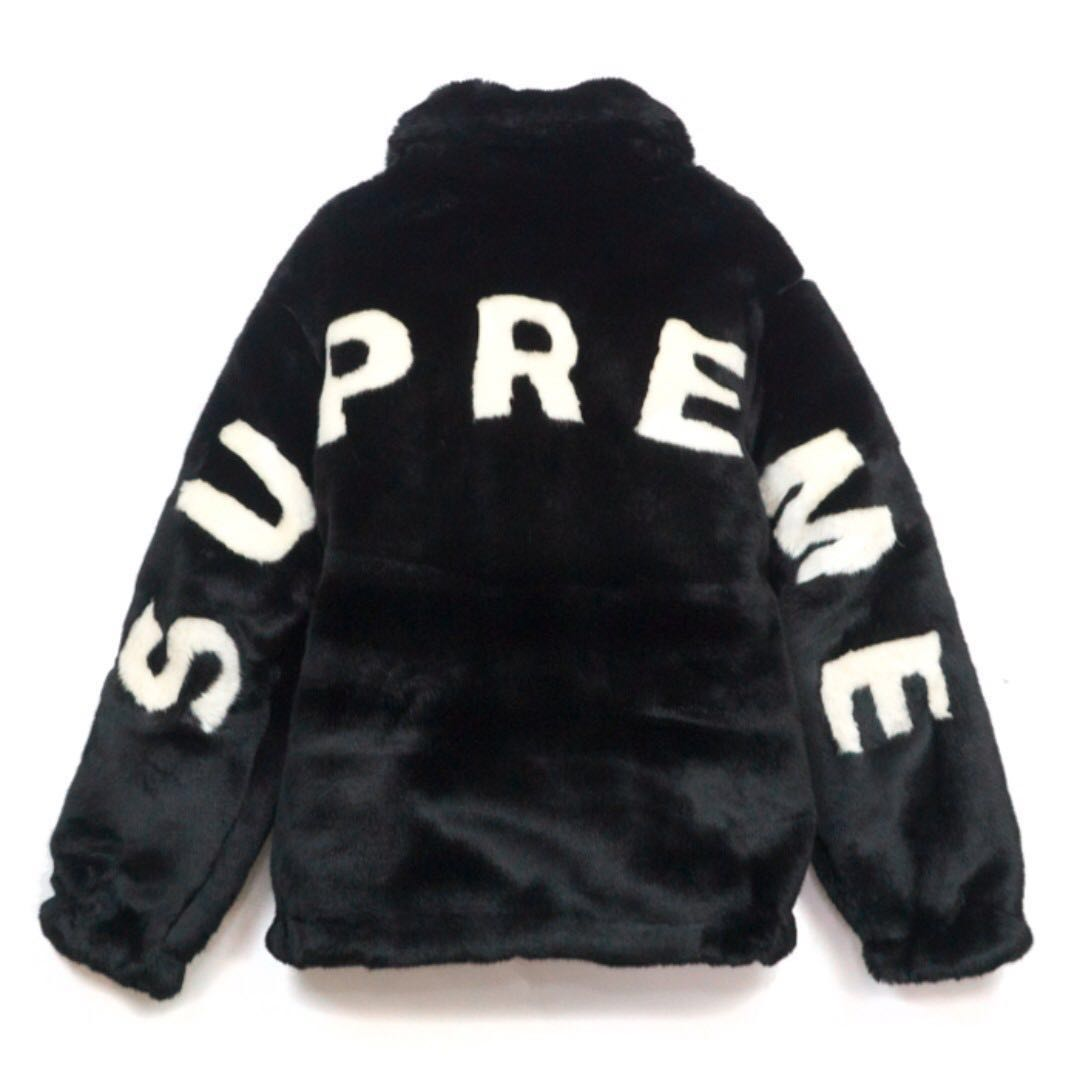 9e14f000 Supreme :: Faux Fur Bomber Jacket (ONLY RED LEFT), Women's Fashion ...