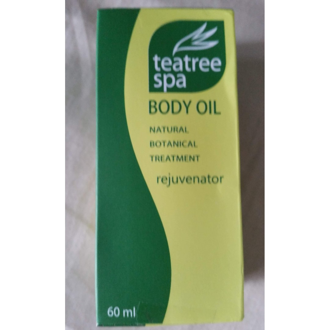 Tea tree oil rejuvenator