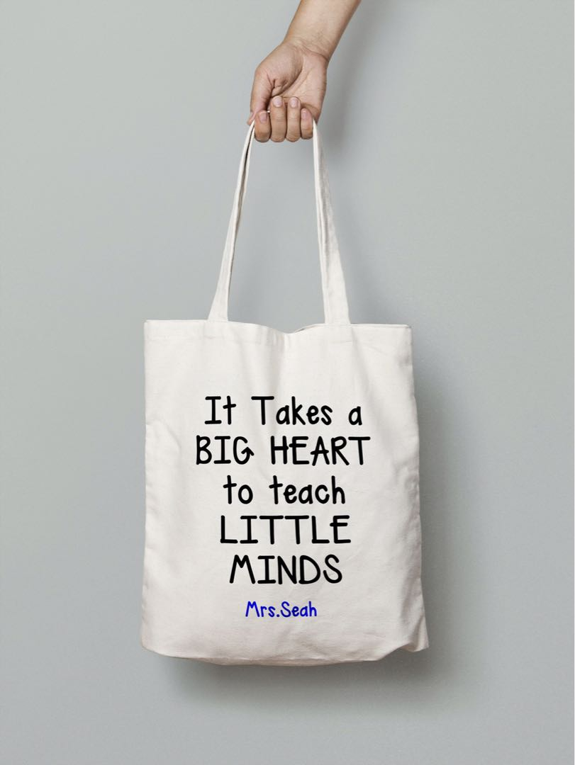 Teacher s Day - Personalised Tote Bag 65165bab0fc4