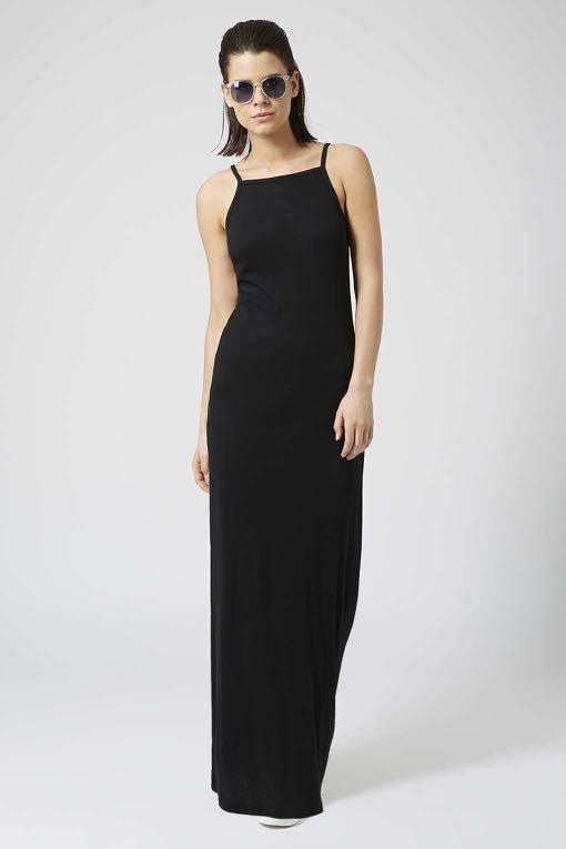 ebcd5875e2a Topshop Square Neck Maxi Dress