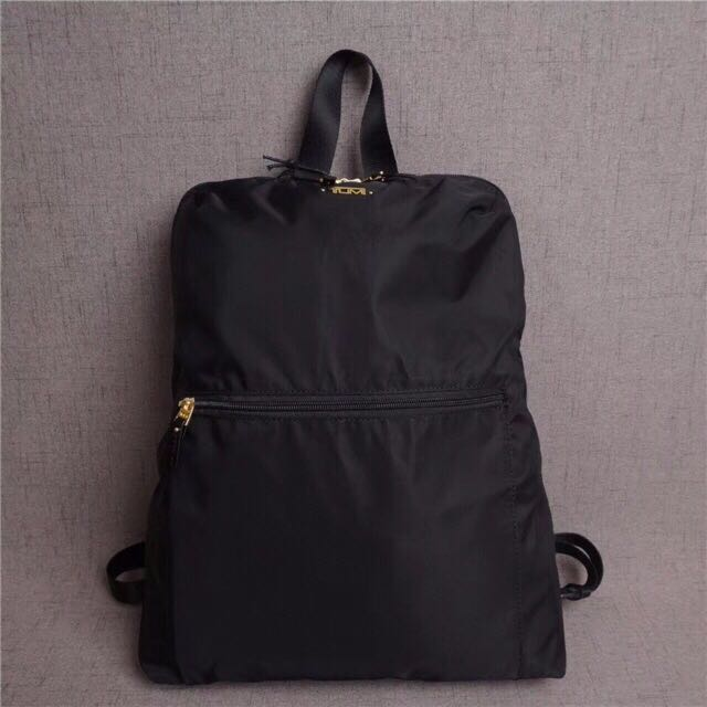 e844a9f6aaf6 TUMI FOLDABLE NYLON CASUAL BACKPACK UNISEX