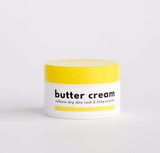 PO butter cream - for dry skin rash & itchy eczema