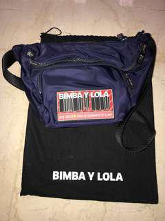 WAIST BAG by BIMBA Y LOLA