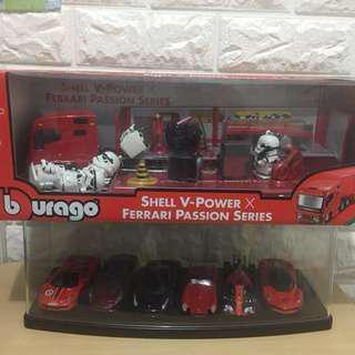 Shell  V-Power X Ferrari Passion Series