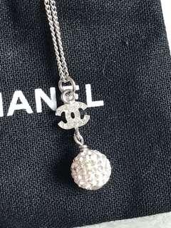 Chanel 閃石波波頸鏈