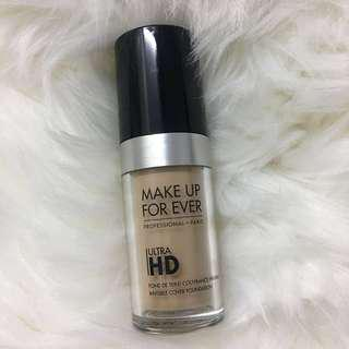 Make Up For Ever Ultra HD Foundation in Y225/117