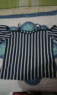 Stripe cloth