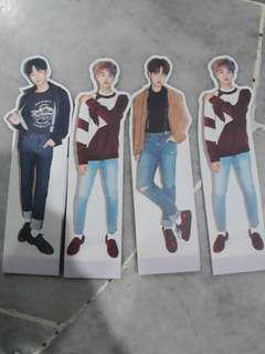 WANNA ONE OFFICIAL STANDEE