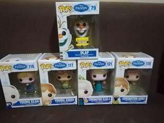 Funko Pop Disney Frozen