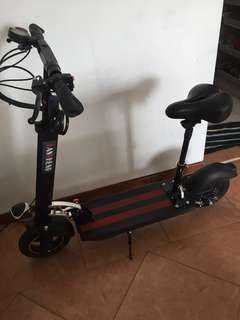 Escooter 36v-15ah/500w(w/alarm)