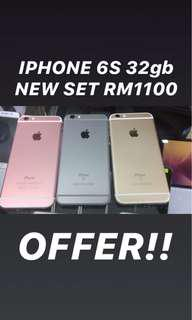 IPHONE NEW SET OFFER