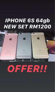 IPHONE NEW SET OFFER!!