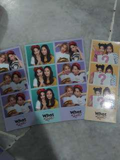TWICE OFFICIAL STICKER