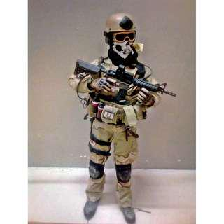 1/6 Special Force Soldier