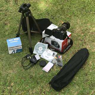 CANON EOS 600D FOR SALE (COMPLETED SET)