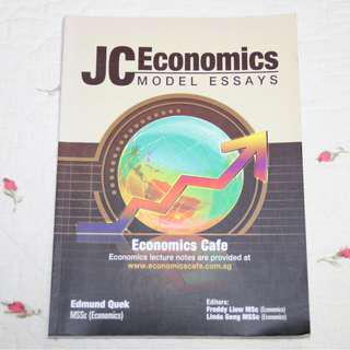 H2 Econs Model Essays *Free delivery*