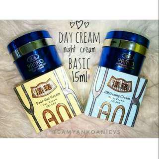 YANKO BASIC DAY CREAM 15ml (besar)