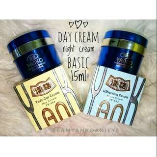 Yanko basic NIGHT cream 15ml