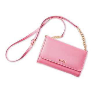 🚚 FUN 日雜~SWEET 側背包 斜背包 手拿包 護照 皮夾包