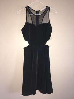 Cut - Out Dress