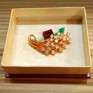 Shiny & Attractive Zhulian Brooch                         (UP $55 Now $30)