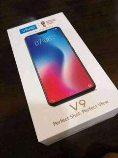 Almost Brandnew Vivo V9 Pearl Black Complete
