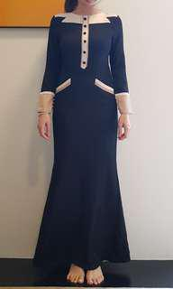 SYOMIR IZWA Long Dress
